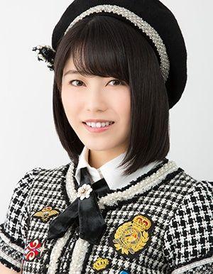2017年AKB48プロフィール_横山由依