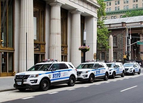 【新型コロナ】ニューヨーク市警官、ヤバい…