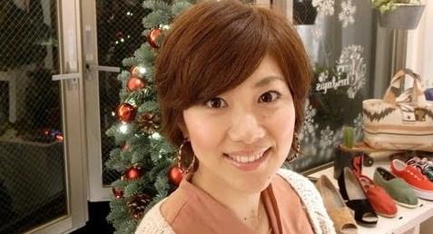 潮田玲子キャスター