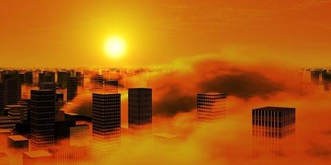 【悲報】中国の大気汚染、あっという間にコロナ以前より悪化wwwwwwww