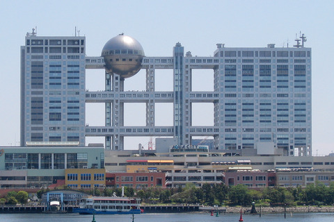 Fuji_TV_headquarters_and