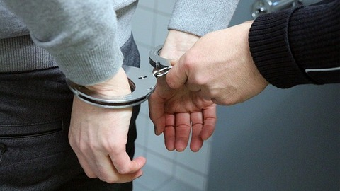 逮捕_1494590765