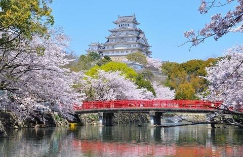 関西観光スポット_姫路城