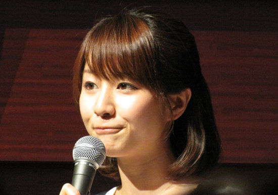 田中裕子さんのあご