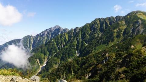 剣岳から滑落死した19歳女性、遺体の状態がヤバイ・・・・・