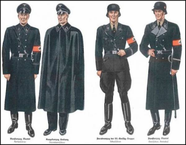 east german trench coat