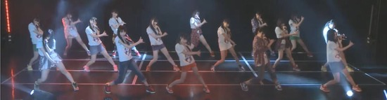 af9f3f4d-s SKE48研究生公演で小学生の倉島杏実ちゃんが初センター!