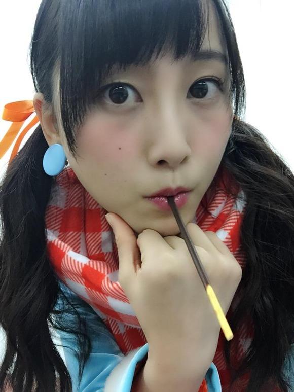 【11月11日】松井玲奈さんからポッキーゲームのお誘い