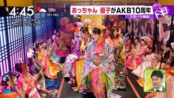 【OG参加曲】AKB48新曲「君はメロディー」初日売上1,133,179枚