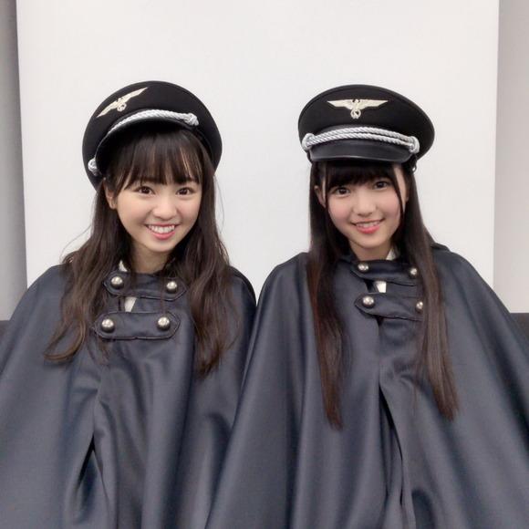 【悲報】欅坂46ナチス風衣装にユダヤ人権団体が公式ホームページ上で嫌悪感を表明。秋元康氏およびソニーミュージックに謝罪を求める