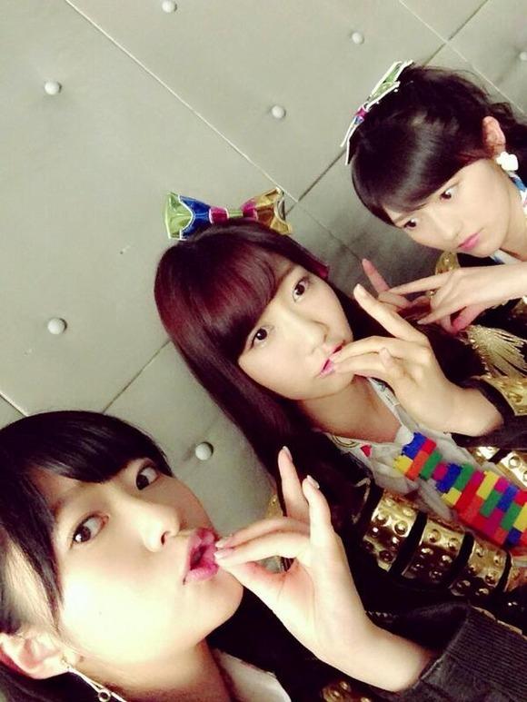 【朗報】AKB48「3大将」が集まる・・・・・