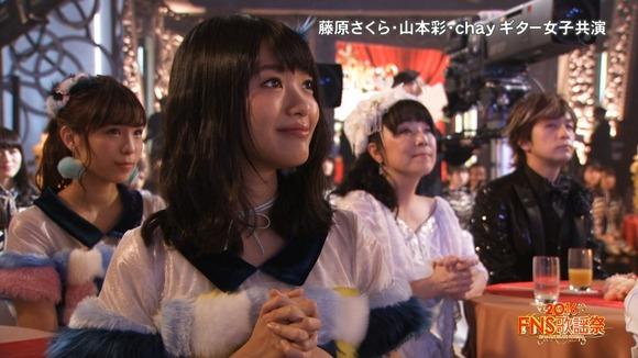 【朗報】FNS歌謡祭さや姉大勝利