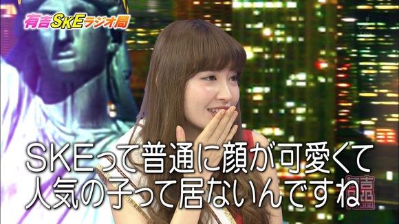 小嶋陽菜「SKEって普通に顔が可愛くて人気の子って居ないんですね」
