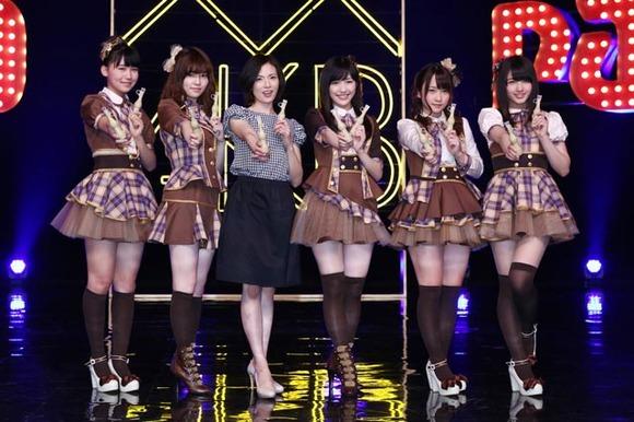 【朗報】AKBが主婦に大人気。「なりたいアイドル」でぶっちぎりの1位