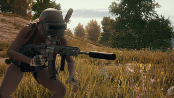 PUBG-introduce-bullet-penetration-test-server-inline