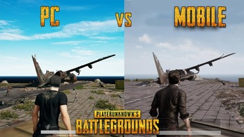 Player-Unknowns-Battlegrounds-PC-vs-MOBILE-GAMEPLAY-PUBG