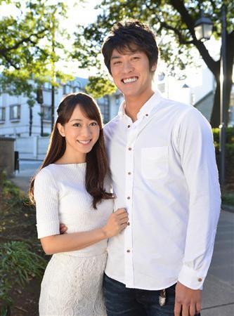 広島カープ中村恭平、清水ゆう子と結婚