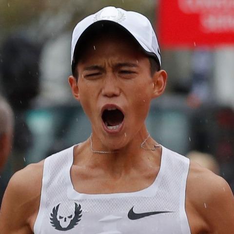 【マラソン日本新記録】大迫傑を支えた元SKE48の妻の話がすごい・・・