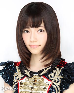 2016年AKB48プロフィール_島崎遥香