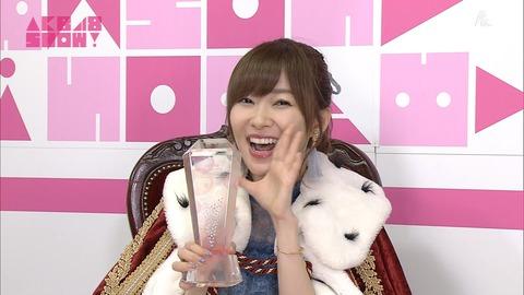 【AKB48SHOW】総選挙1位の指原莉乃が生出演し安定の解説