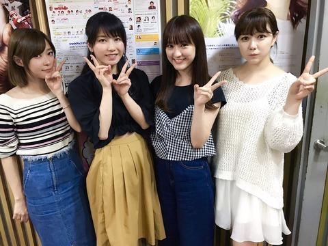 SRツイで写真「AKB48のオールナイトニッポン・本日の一枚」