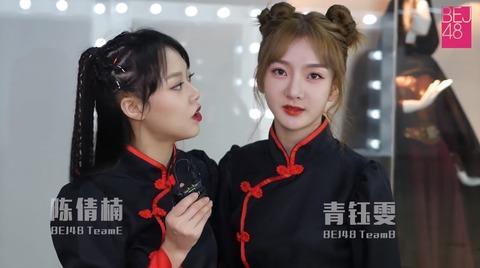 BEJ48百変驚感嘆号making15
