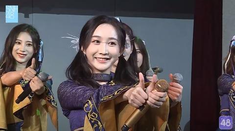 SNH48Zhangyi恋チュン