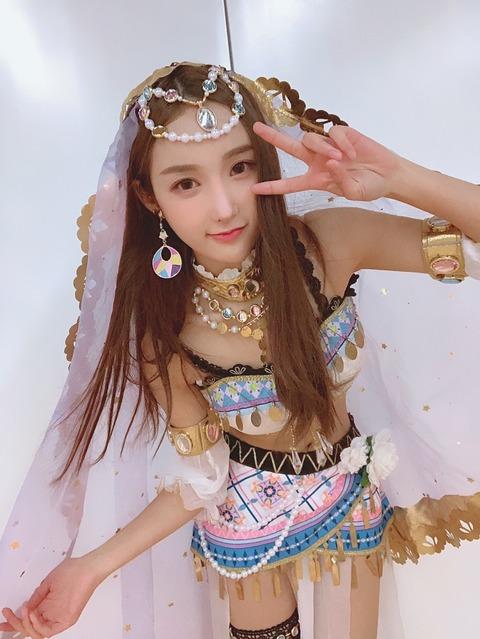 GNZ48高源婧weibo180110b