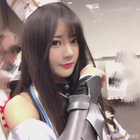 Bej48胡曉慧weibo171126