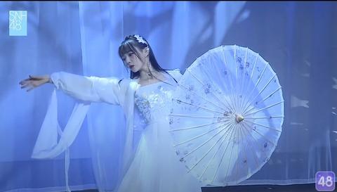 SNH487周年公演COCO