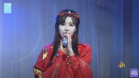 SNH48春晩特別公演2021b
