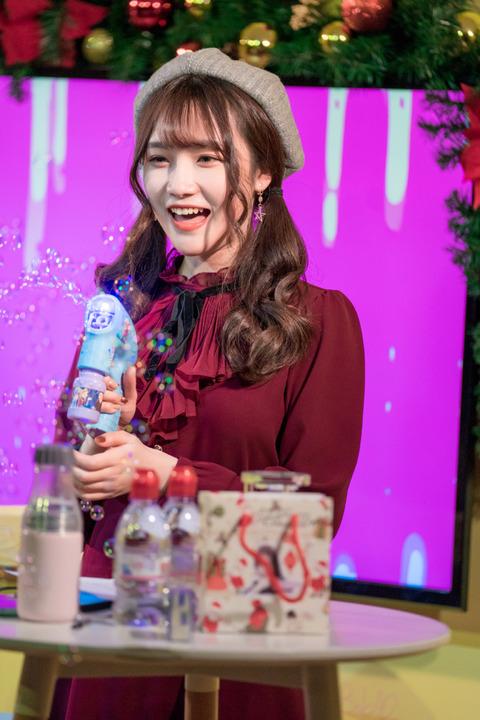 SNH48宋昕冉minilive3
