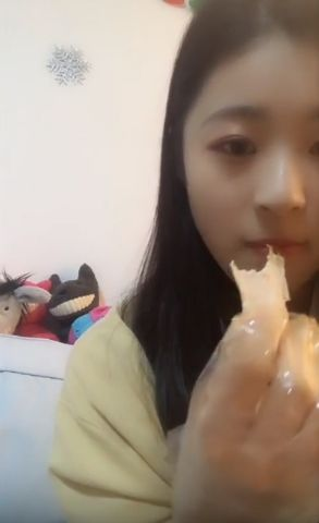 SNH48謝天依口袋171121c