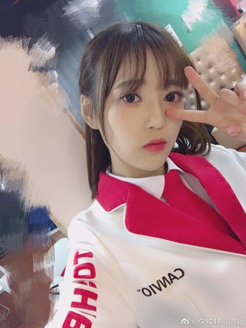 阳青颖weibo171105TOSHIBA