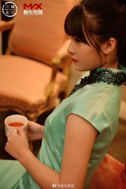 SNH48南轅北轍S2E11XieNii上海旗袍l