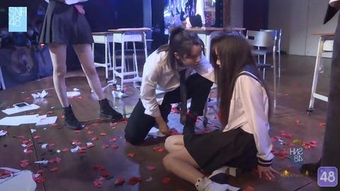 SNH48春晩特別公演Duanyixuan