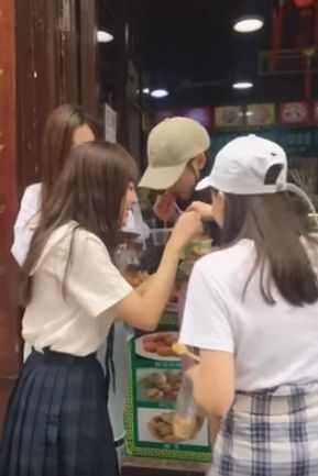 BEJ48美少女大作戦老街探秘 LIVE直播170921p