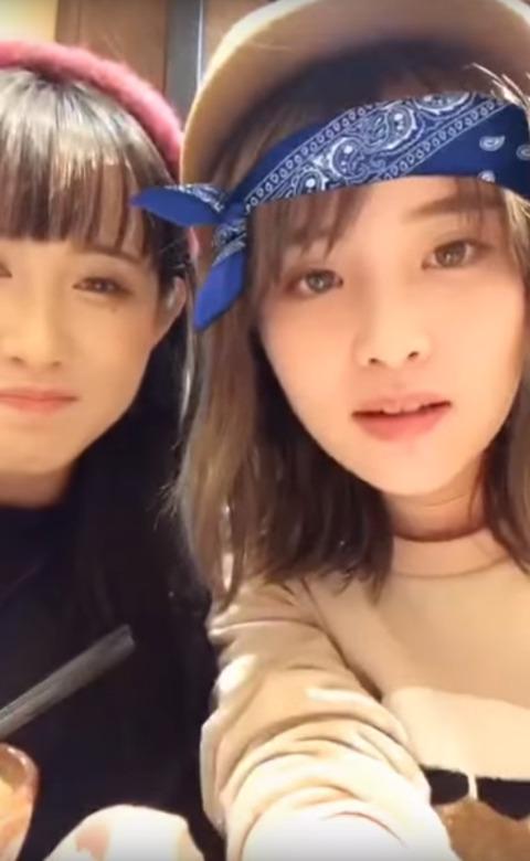 SNH48黄葛渋谷171028c