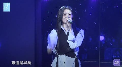 SNH48謝天衣2020生誕祭b