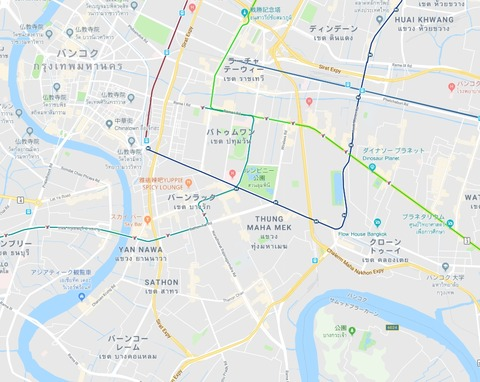 mapBangkok