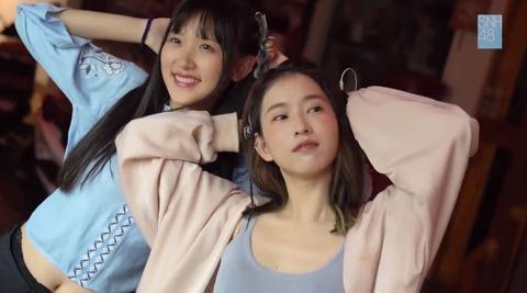 SNH48戎装信仰MVTOP66f