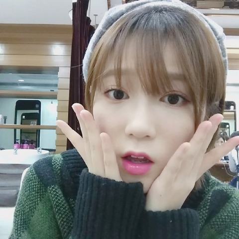 SNH48袁雨楨weibo171215b