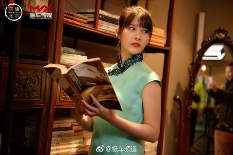 SNH48南轅北轍S2E11XieNii上海旗袍k