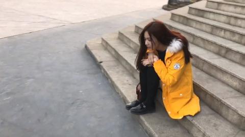 SNH48林楠お化け屋敷5
