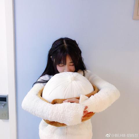 BEJ48胡曉慧weibo171104