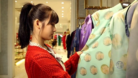 SNH48南轅北轍S2E11XieNii上海旗袍e