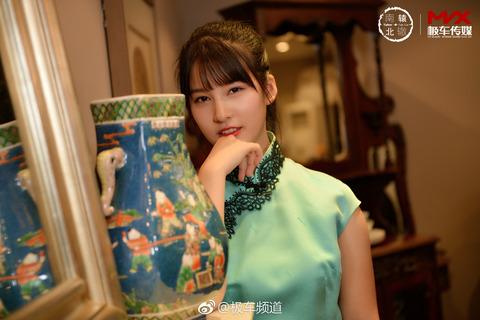 SNH48南轅北轍S2E11XieNii上海旗袍j