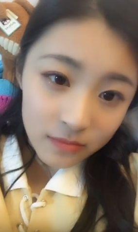 SNH48謝天依口袋171121f
