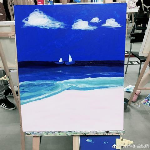 SHY48ARTweibo2017h