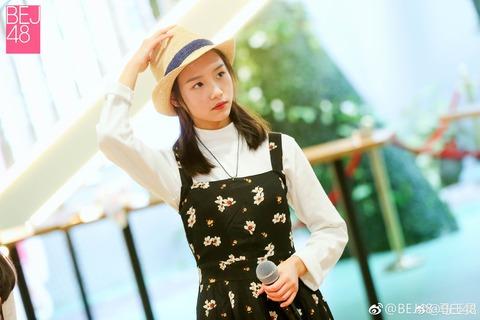 BEJ48 馬玉靈weibo171111